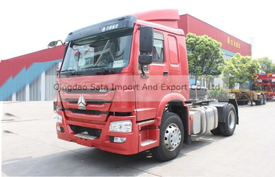 SINOTRUK HOWO TRACTOR 6x4, 6x2, 4x2 SPECIFICATIONS